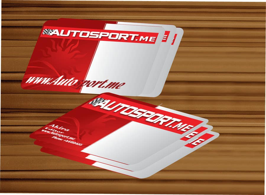 Contest Entry #16 for Design some Business Cards for small website