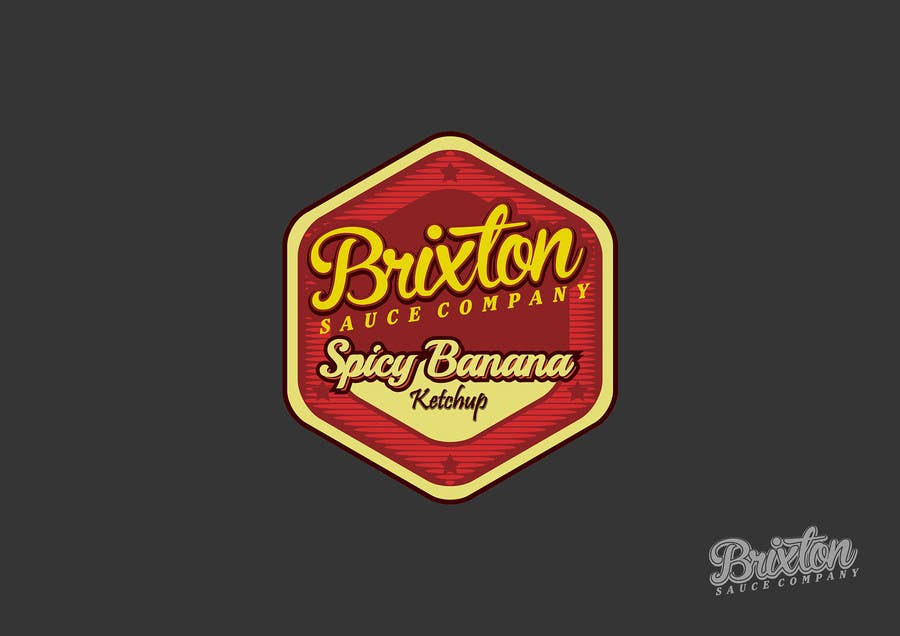Bài tham dự cuộc thi #119 cho Design a Logo for a new Sauce / Condiment bottle