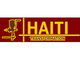 "nº 28 pour Design a Logo for ""HAITI Transformation"" par aminudin00"