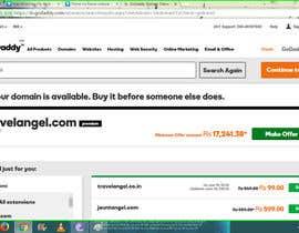 Nro 170 kilpailuun Name my travel website käyttäjältä Lshiva369