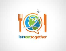 gdigital tarafından Design a Logo for LetsEatTogether.co.uk için no 67
