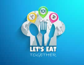 #32 cho Design a Logo for LetsEatTogether.co.uk bởi Daks7