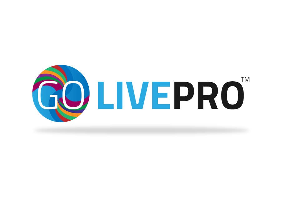 Kilpailutyö #6 kilpailussa Design a Logo for Go-Live Pro