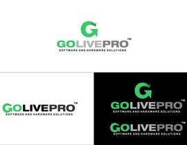 #203 for Design a Logo for Go-Live Pro af Loyshang