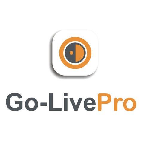 Kilpailutyö #240 kilpailussa Design a Logo for Go-Live Pro
