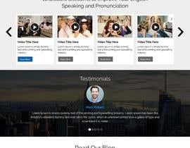 webstudioo tarafından Design homepage için no 29