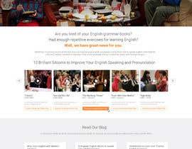 anj12 tarafından Design homepage için no 13
