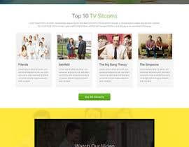 xsasdesign tarafından Design homepage için no 24
