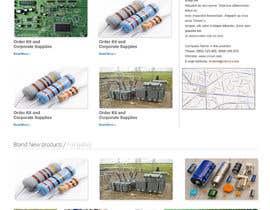 bahrawy500 tarafından Design a Website Mockup için no 21