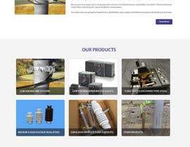 kethketh tarafından Design a Website Mockup için no 16
