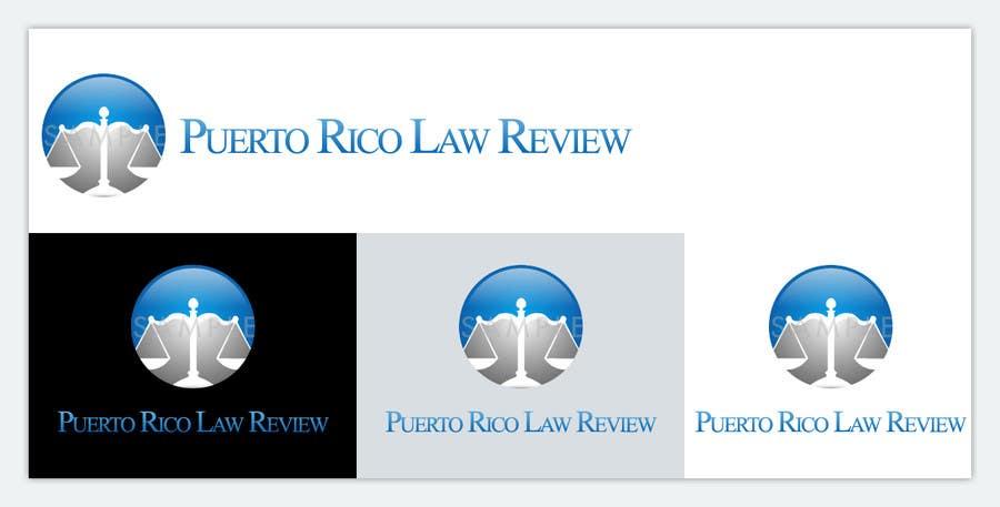 Proposition n°4 du concours Design a Logo for Puerto Rico Law Review, LLC