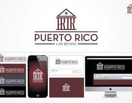 #74 para Design a Logo for Puerto Rico Law Review, LLC por jethtorres