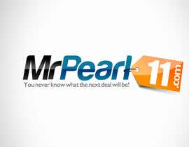 #245 para Logo Design for mrpearl11 por twindesigner
