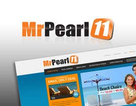 #161 para Logo Design for mrpearl11 por ivandacanay