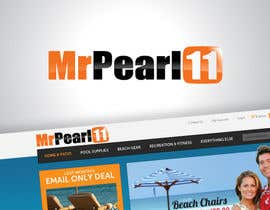 #110 para Logo Design for mrpearl11 por ivandacanay