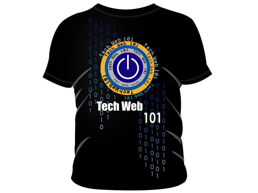 Penyertaan Peraduan #58 untuk Design a T-Shirt for Client Marketing