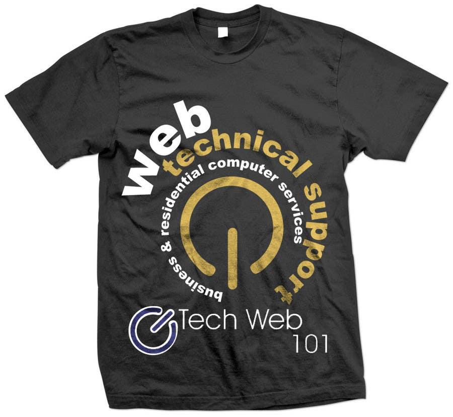 Penyertaan Peraduan #41 untuk Design a T-Shirt for Client Marketing
