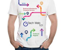 naimishmakawana tarafından Design a T-Shirt for Client Marketing için no 56