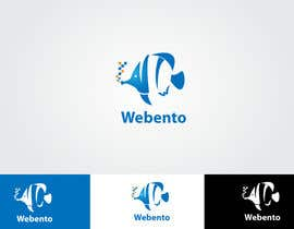 #241 for Logo Design for Webento by danumdata