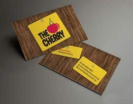 #69 untuk Design some Business Cards for The Cherry oleh princevtla