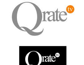 #78 for Design a Logo for QRATE.TV af khairuddinnst