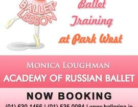 #29 for Design flyer for ballet school by stniavla