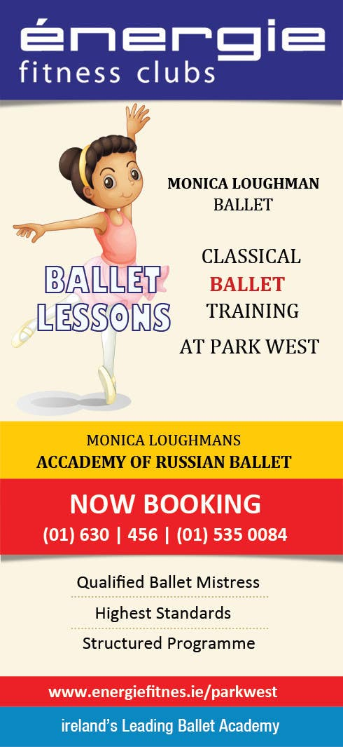 #34 for Design flyer for ballet school by mydZnecoz