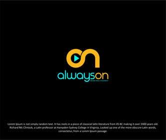 designpoint52 tarafından Design a Logo- alwaysON için no 303