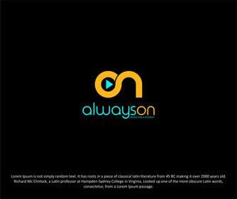designpoint52 tarafından Design a Logo- alwaysON için no 306