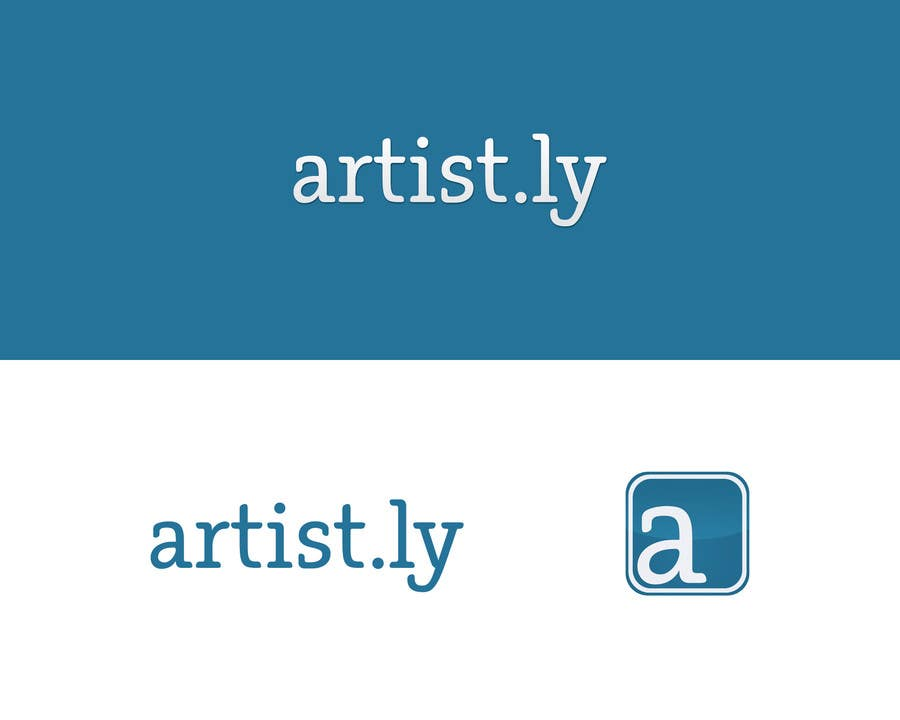 #74 for Logo for Artist.ly by macper