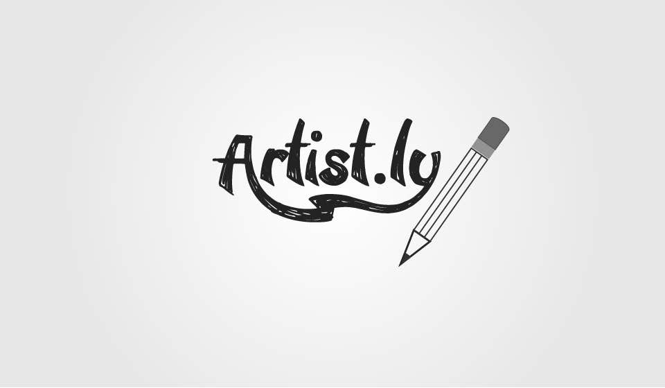 #50 for Logo for Artist.ly by ali986