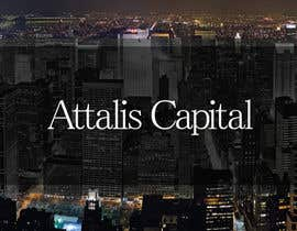 #8 for Design a Logo for Attalis Capital af dawidurbanski
