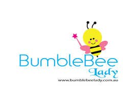 Nro 19 kilpailuun Design a Logo for BumbleBee Lady käyttäjältä achisw