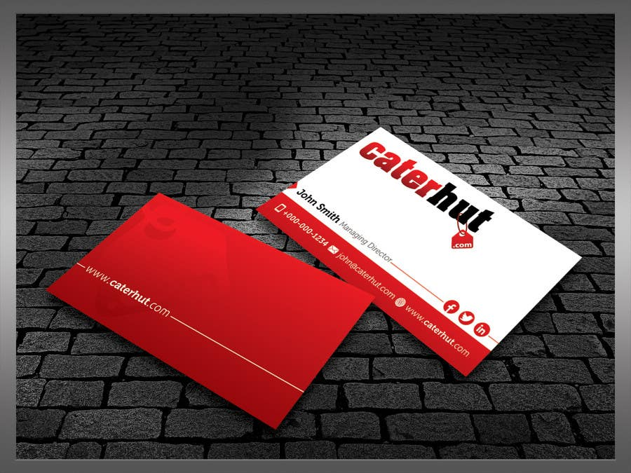 #108 for Design some Business Cards by kreativedhir