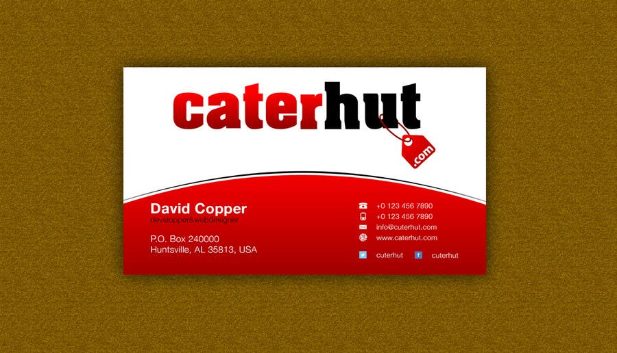 #52 for Design some Business Cards by allynutz