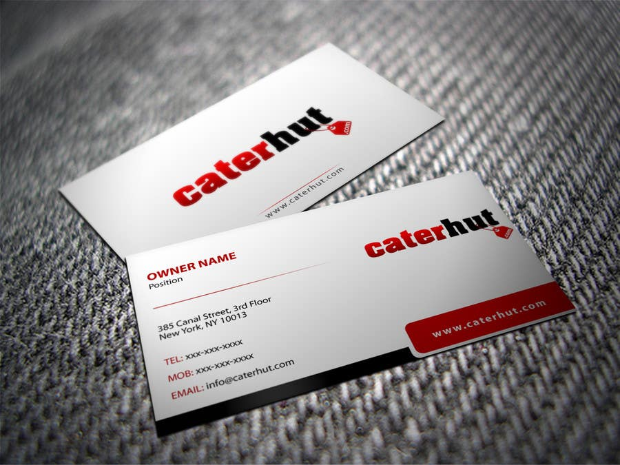 #15 for Design some Business Cards by shyRosely