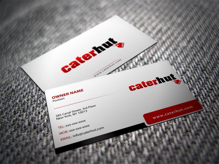 Penyertaan Peraduan #15 untuk Design some Business Cards