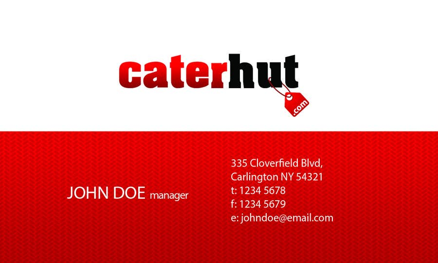 #2 for Design some Business Cards by sana1057