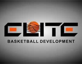 Nro 77 kilpailuun Design a cool ELITE Basketball Development logo käyttäjältä venky9291