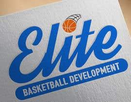 Nro 76 kilpailuun Design a cool ELITE Basketball Development logo käyttäjältä karenli9
