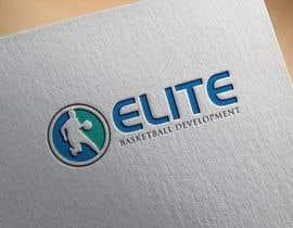 Nro 59 kilpailuun Design a cool ELITE Basketball Development logo käyttäjältä maskbabu01