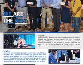 Nro 12 kilpailuun 1 page job advert for facebook/linkedin käyttäjältä Biayi81
