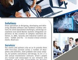 Nro 16 kilpailuun 1 page job advert for facebook/linkedin käyttäjältä Biayi81