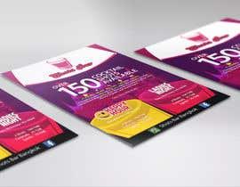 Nro 14 kilpailuun Design a Flyer käyttäjältä fullericious