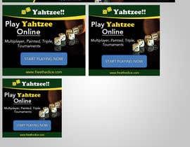 prodesign81 tarafından Design a banner and other ad images for yahtzee website için no 13