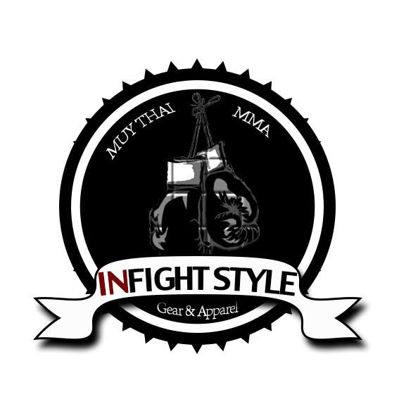 #41 for Design a Logo for online store INFIGHTSTYLE.com by DeriGaine