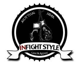 #41 for Design a Logo for online store INFIGHTSTYLE.com af DeriGaine