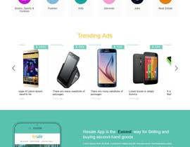 Nro 10 kilpailuun Design a Website käyttäjältä zeeshanayaz1