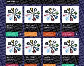 Nro 6 kilpailuun Design a Website käyttäjältä nielsenxdean