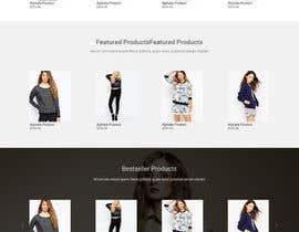 Nro 11 kilpailuun Design a Website käyttäjältä arijit81